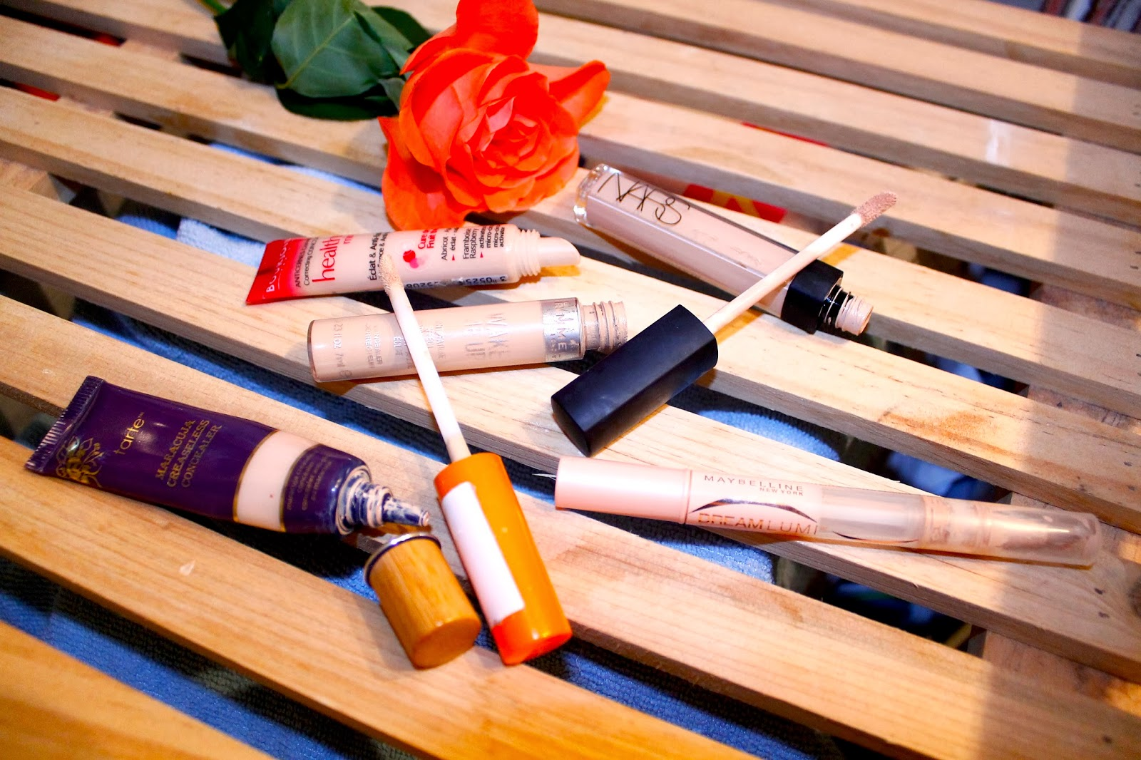 Battle of the concealers