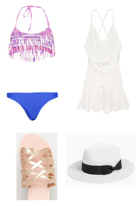 Beachwear Wishlist