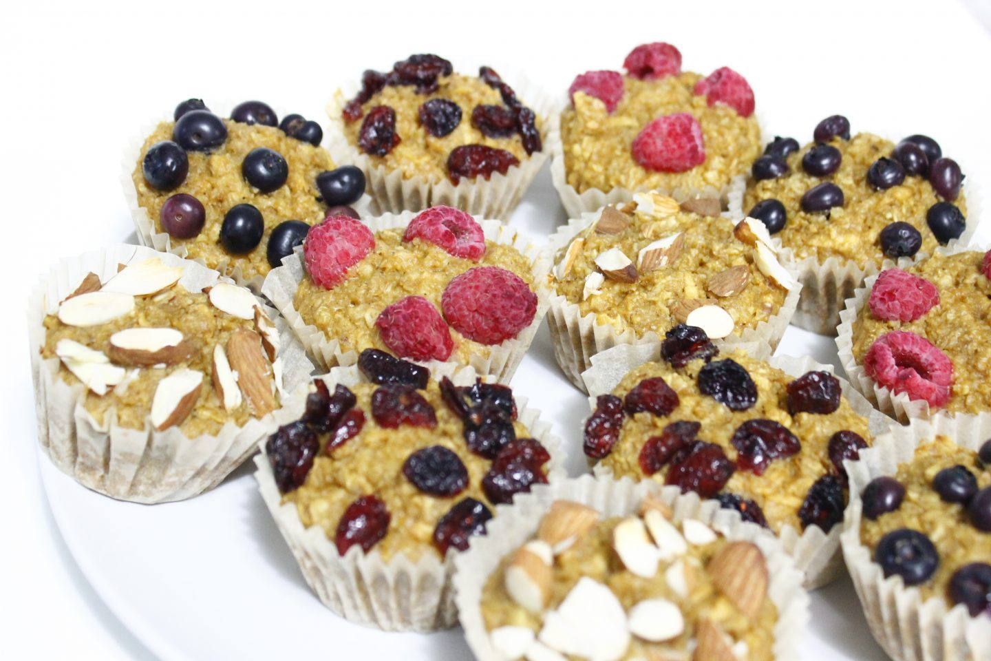 Healthy Muffins & Life Update