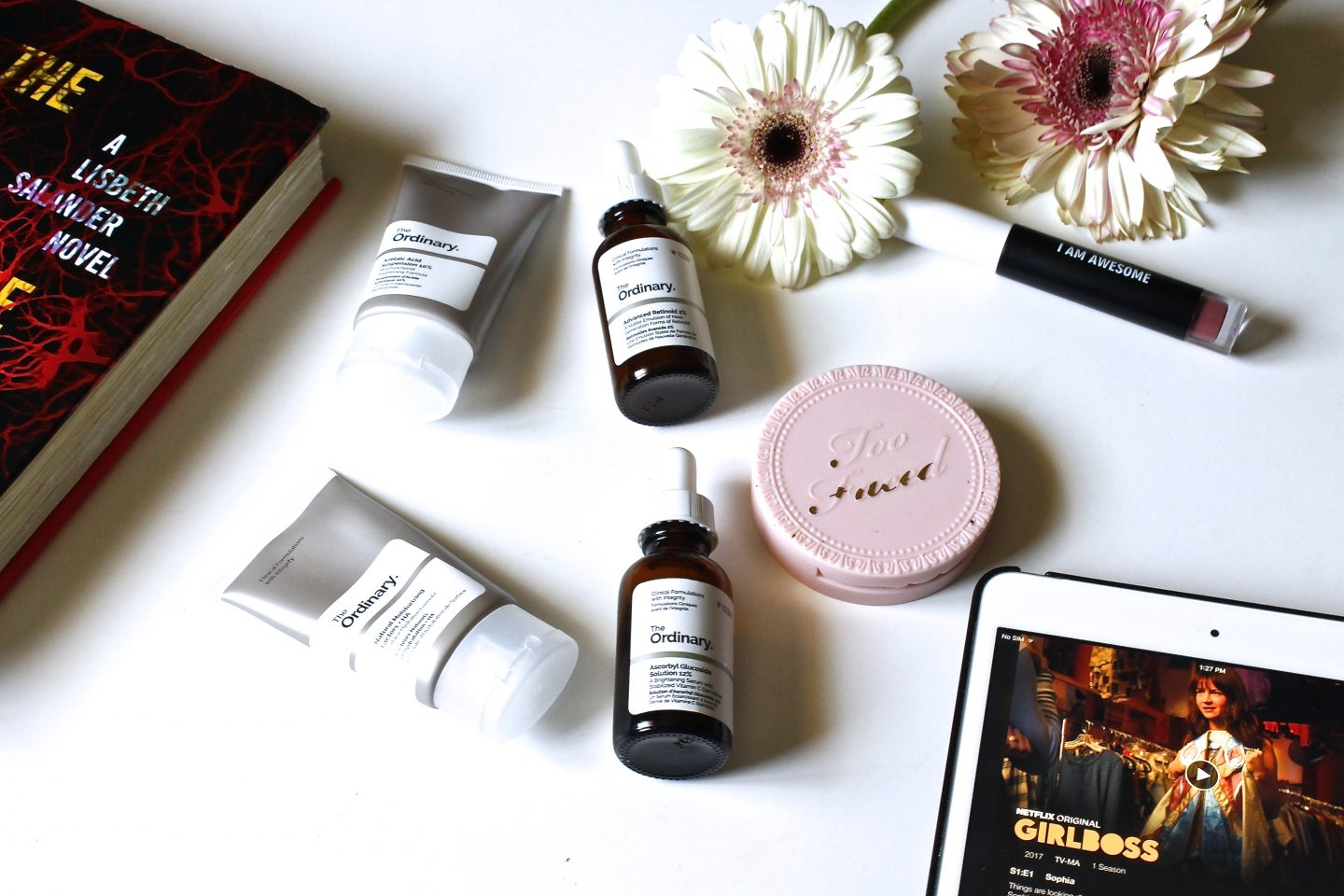 Current Favourites: Beauty, Books, TV Shows, and more!