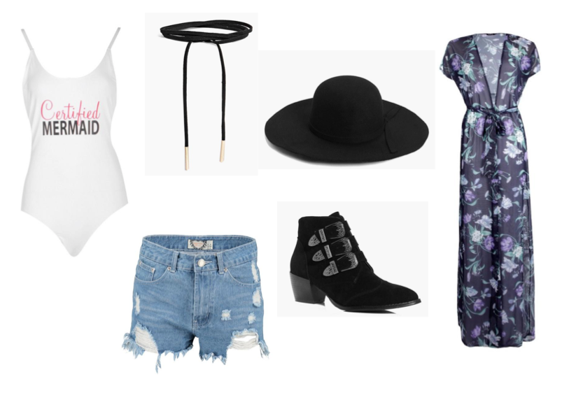 Music Festival Inspired Outfit