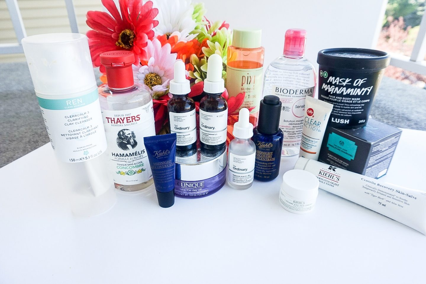 The Products That Saved My Skin